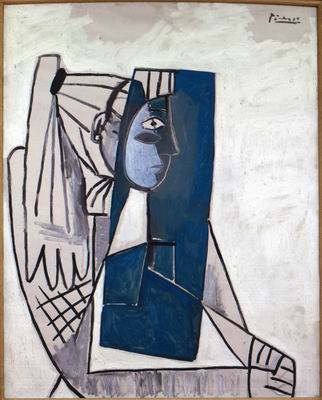 picasso-portrait of sylvette david~b99_1433